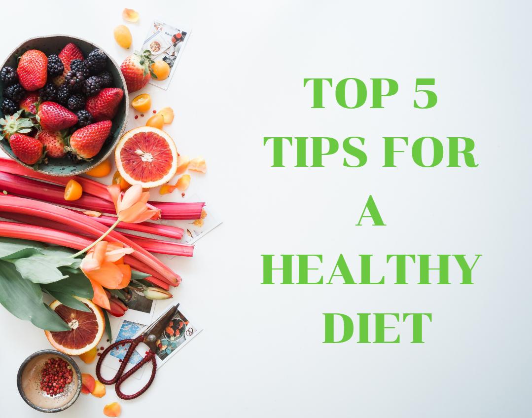 پنج نوع رژیم غذایی رایج و کاربردی که مناسب برای سلامت بدن باشند کدامند؟